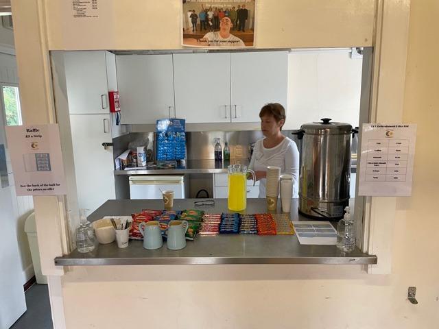 Open Day Kitchen
